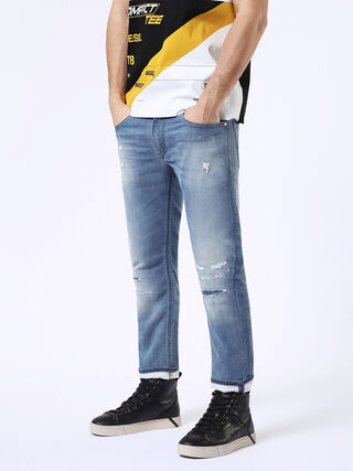 THAVAR JOGGJEANS 0681I, Light Blue
