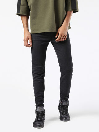 STICKKER 0677H, Black Jeans