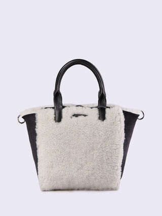 FOR FUR TOTE S, White
