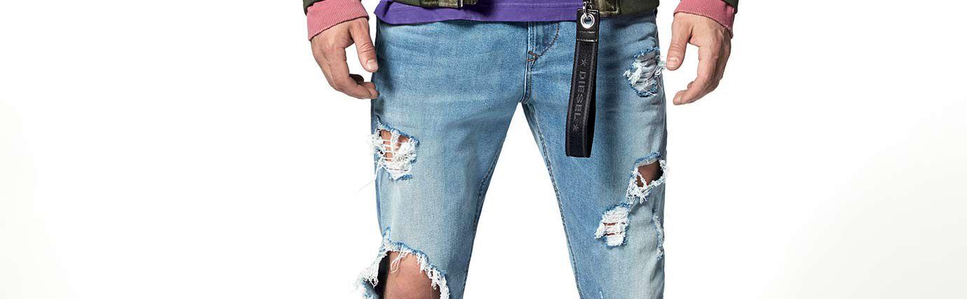 Diesel New Arrivals Jeans Man