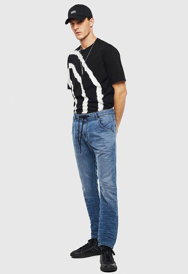 Krooley JoggJeans 069MA, Medium blue - Jeans