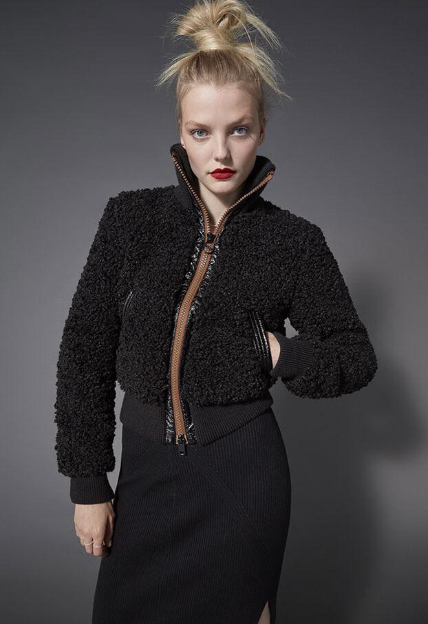 L-TOSHA,  - Leather jackets