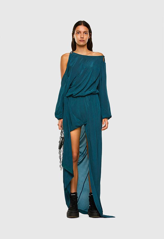 D-MARA, Water Green - Dresses