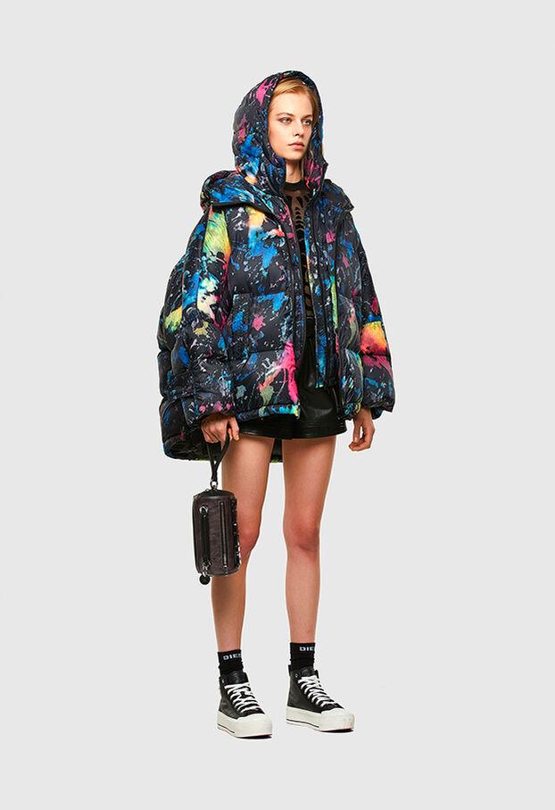 W-JANUA, Black - Winter Jackets