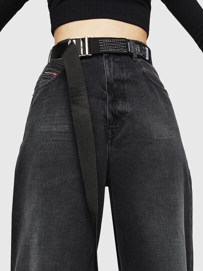 Diesel - D-Luite 083AK, Black/Dark grey - Jeans - Image 3