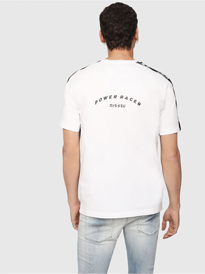 Diesel - T-JUST-RACE,  - T-Shirts - Image 2