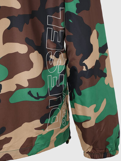 Diesel - BMOWT-WINDY-FG, Green Camouflage - Out of water - Image 4