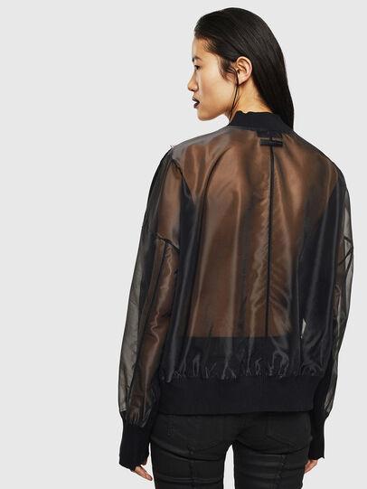 Diesel - MOLLYS, Black - Knitwear - Image 2