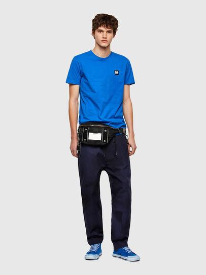 Diesel - LYAM WF, Black - Belt bags - Image 6