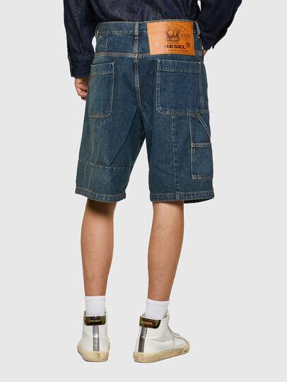 Diesel - D-FRANS-SP, Medium blue - Shorts - Image 2