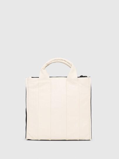 Diesel - HAUNYA, White - Shopping and Shoulder Bags - Image 2