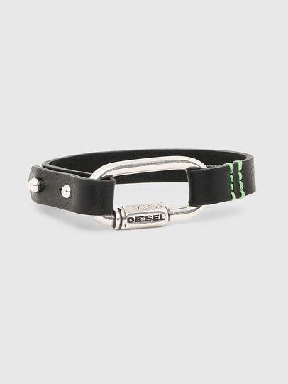 Diesel - A-LELOCK, Black - Bijoux and Gadgets - Image 2