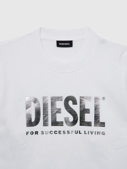 Diesel - SANGWX, White - Sweaters - Image 3