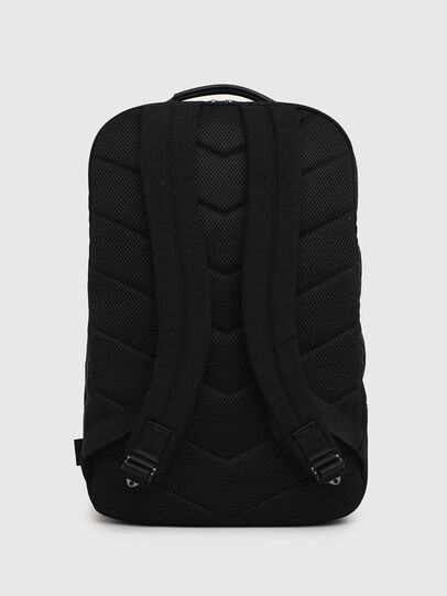 Diesel - PIEVE, Black - Backpacks - Image 2