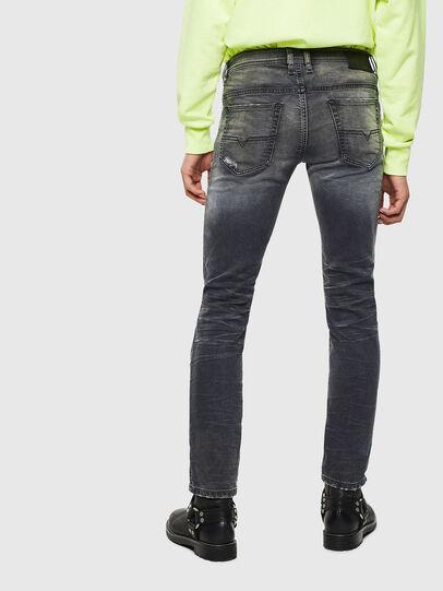 Diesel - Thommer JoggJeans 069KK, Black/Dark grey - Jeans - Image 2