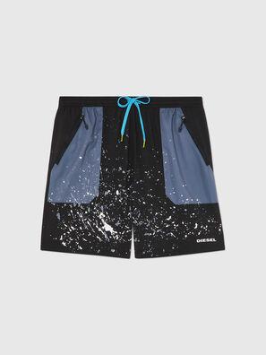 BMBX-TUNAPO, Black - Swim shorts