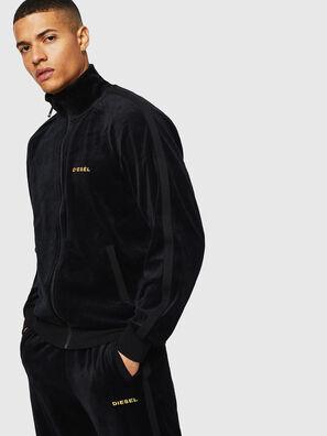 UMLT-MAX-CZ, Black - Sweaters