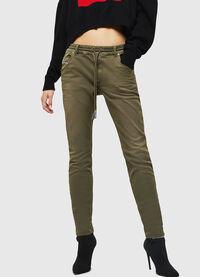 Krailey JoggJeans 0670M, Military Green