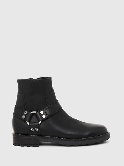 Diesel - D-THROUPER AB, Black - Boots - Image 1