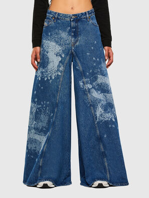 D-Spritzz 009GV, Medium blue - Jeans