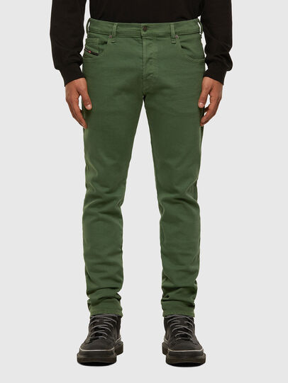 Diesel - D-Yennox 009HA, Green - Jeans - Image 1