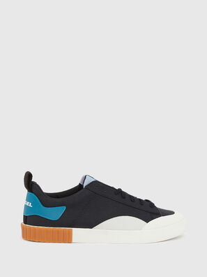 S-BULLY LC, Black/Blue - Sneakers