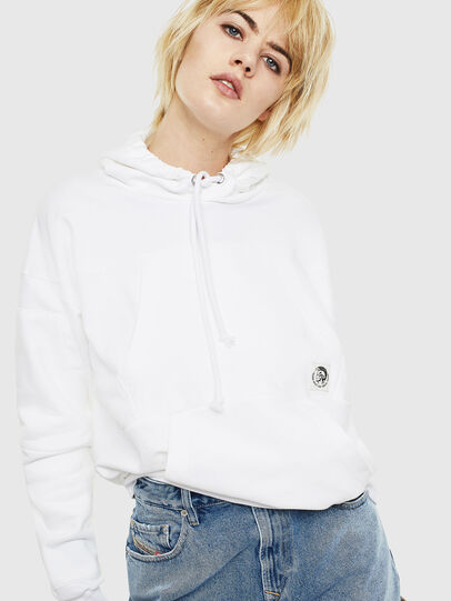 Diesel - S-ALBY-POCKETS, White - Sweaters - Image 2
