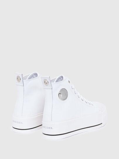 Diesel - S-ASTICO MC WEDGE, White - Sneakers - Image 3