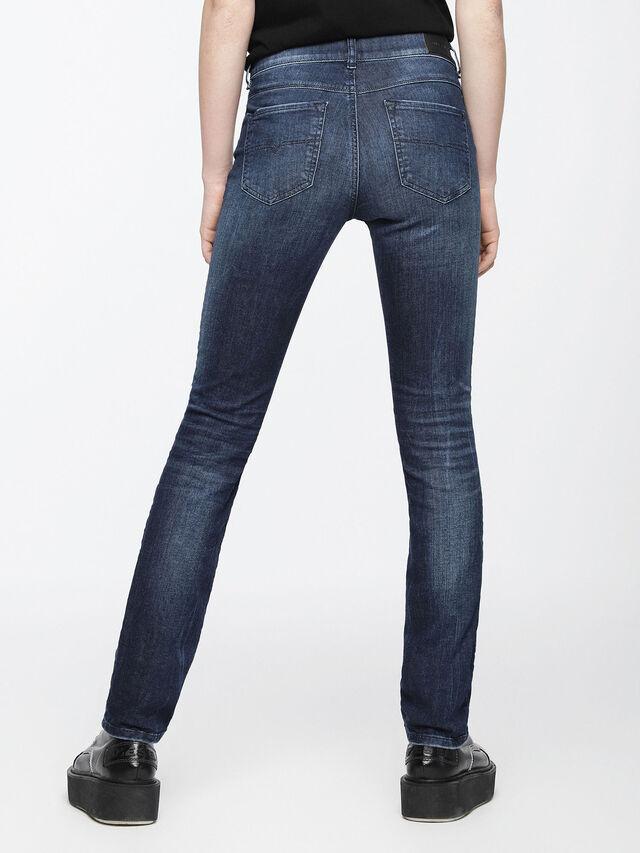 Diesel - Sandy 0685T, Dark Blue - Jeans - Image 2