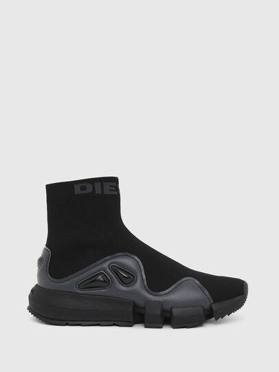 Diesel - H-PADOLA HSB W, Black - Sneakers - Image 1