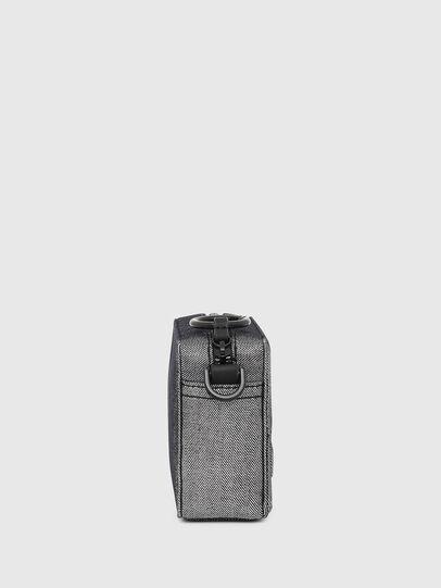 Diesel - ROSA', Grey - Crossbody Bags - Image 3