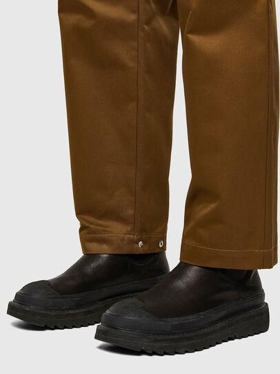 Diesel - P-BAKER, Brown - Pants - Image 4