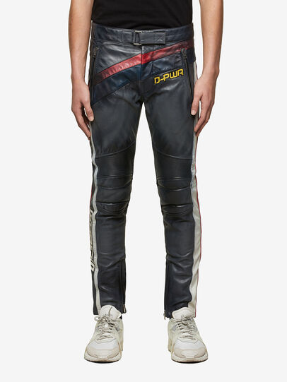 Diesel - P-POWER, Black - Pants - Image 1
