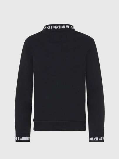 Diesel - UFLT-SWELLY, Black - Sweaters - Image 2