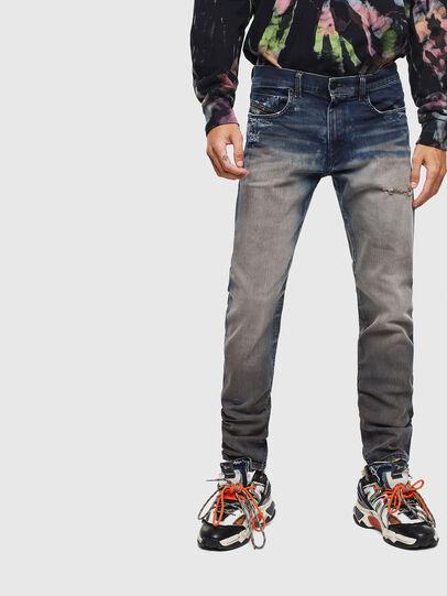 Diesel - D-Strukt 0097Q, Medium blue - Jeans - Image 1