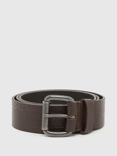 Diesel - B-LIZZY, Brown - Belts - Image 1