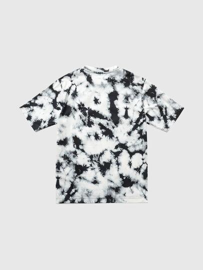 Diesel - TJUSTJ23 OVER, Black - T-shirts and Tops - Image 2