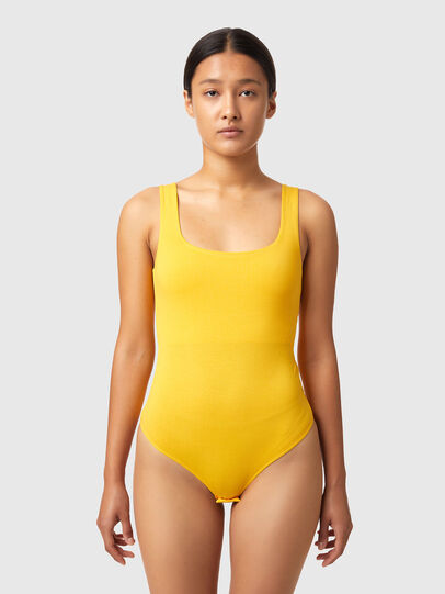 Diesel - UFBY-BODISA-NEW, Yellow - Bodysuits - Image 1