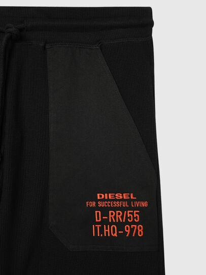 Diesel - UMLB-PAN-W, Black - Pants - Image 3