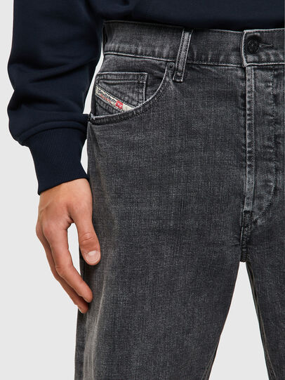 Diesel - D-Macs 09A23, Black/Dark grey - Jeans - Image 5