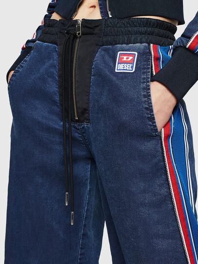 Diesel - D-Erinn JoggJeans 069HP, Dark Blue - Jeans - Image 3