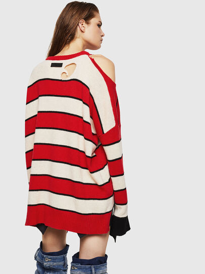 Diesel - M-PAPERY, Red - Knitwear - Image 2