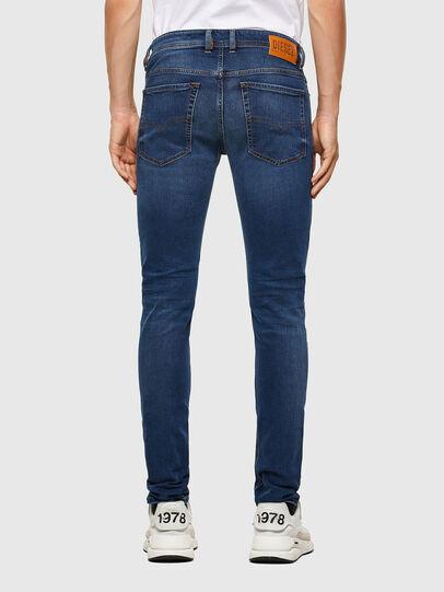 Diesel - Sleenker 009LX, Light Blue - Jeans - Image 2