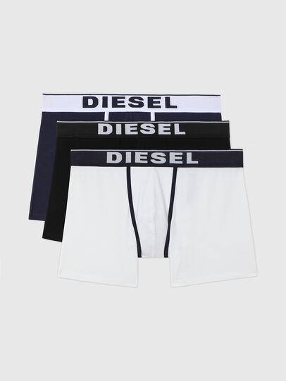 Diesel - UMBX-SEBASTIANTHREEP, Blue/White - Boxer briefs - Image 1