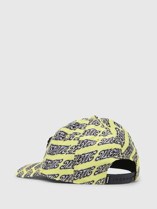Diesel - C-AEST, Yellow Fluo - Caps - Image 2