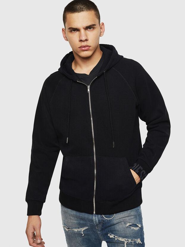 S-ERGEY, Black - Sweaters