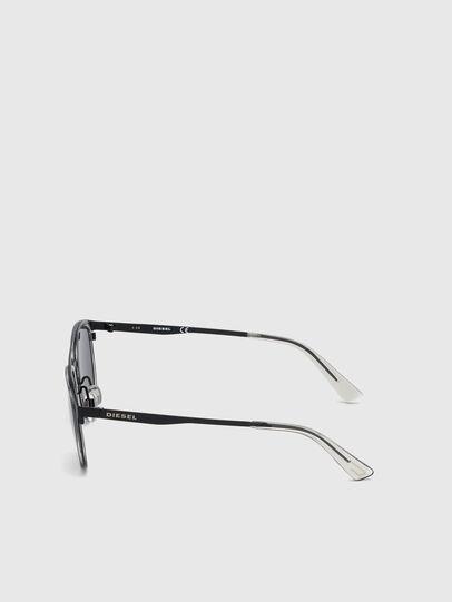 Diesel - DL0293, Black/Grey - Sunglasses - Image 3