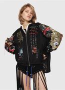 G-FRANK-F, Multicolor/Black - Jackets