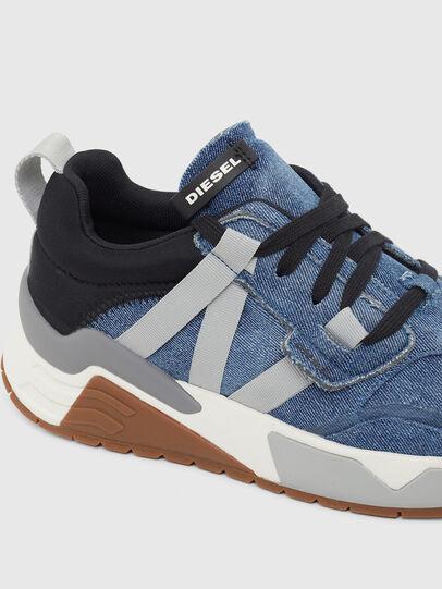 Diesel - S-BRENTHA WL, Blue Jeans - Sneakers - Image 4