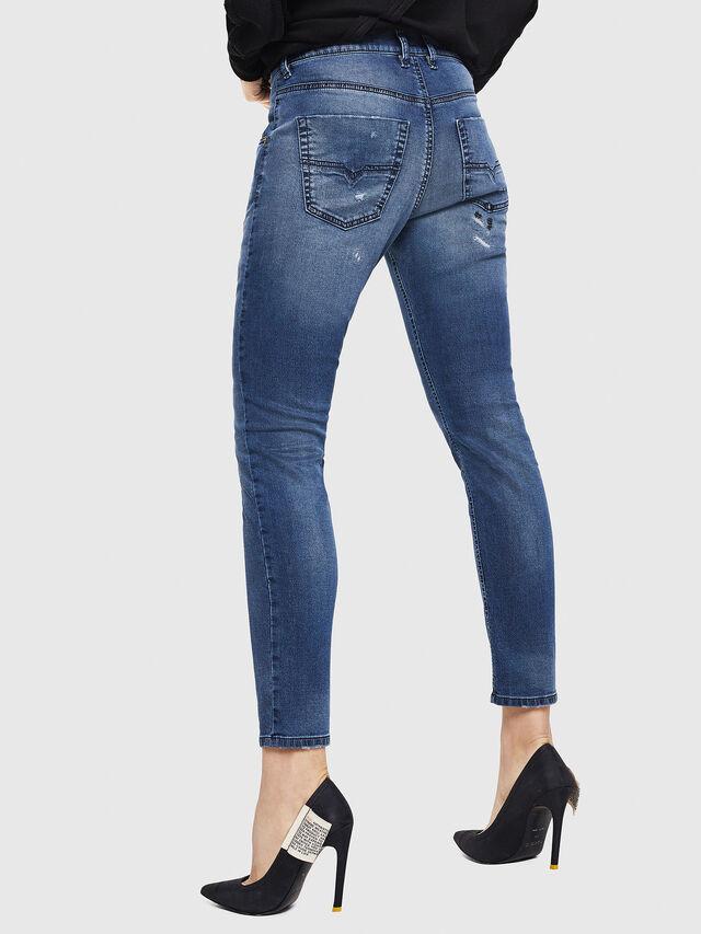 Diesel - Krailey JoggJeans 069HA, Medium blue - Jeans - Image 2